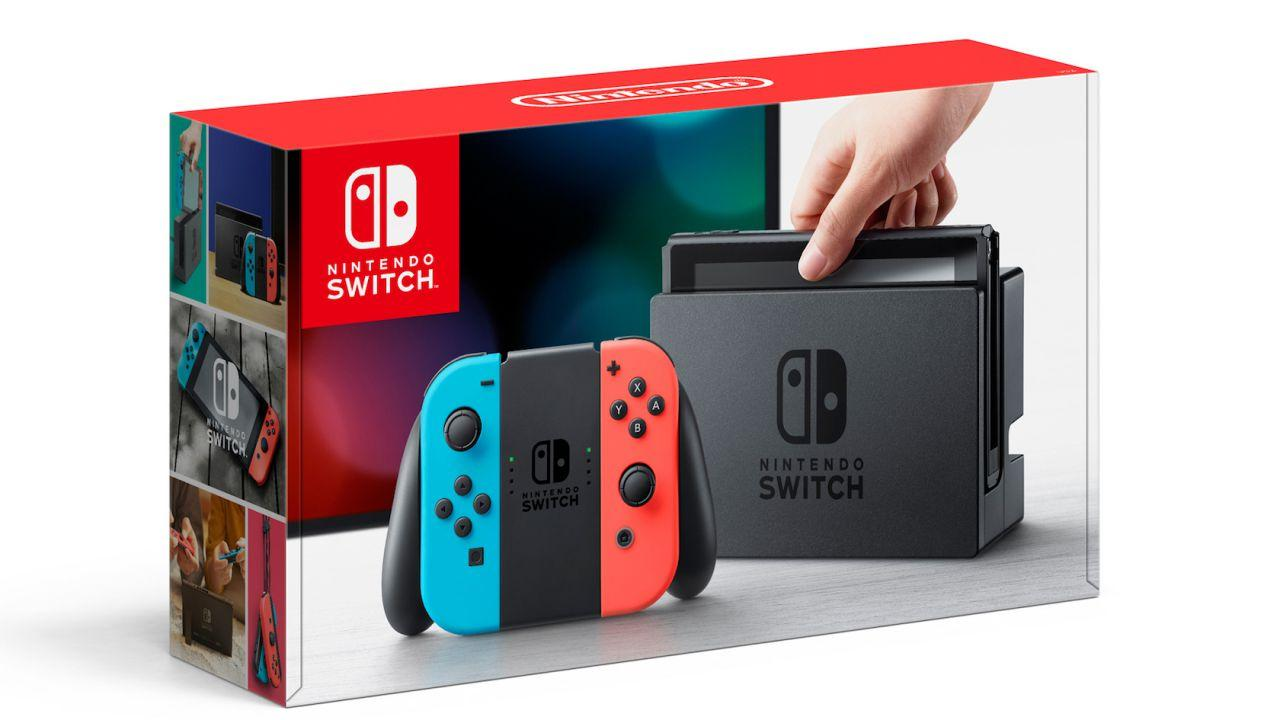 Nintendo Switch deal adds $25 gift card to best-seller