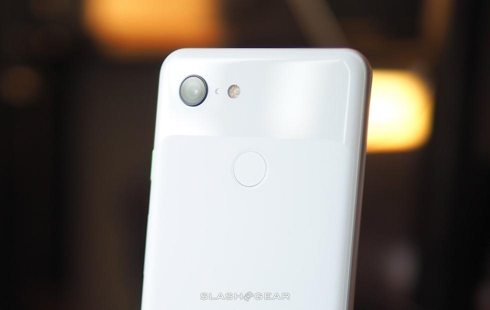 DxOMark Pixel 3 score based on 'default settings'