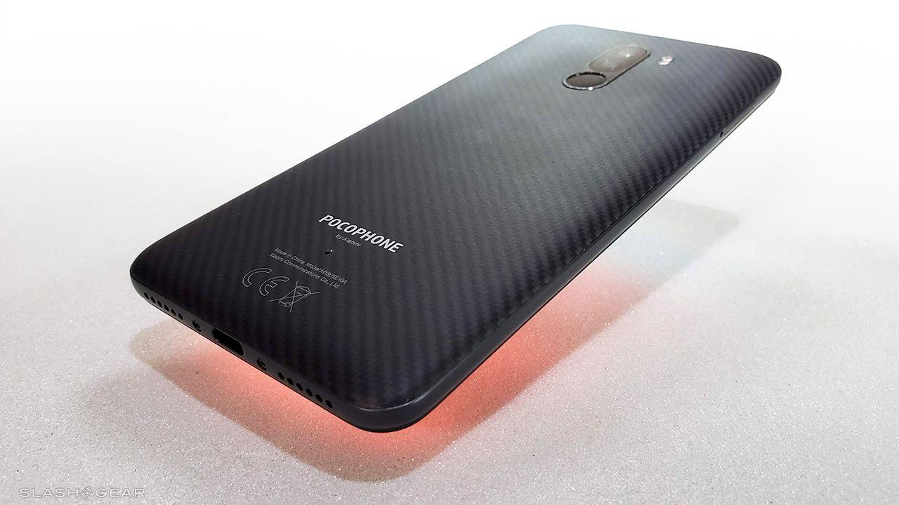 A new POCO phone, with armor to boot