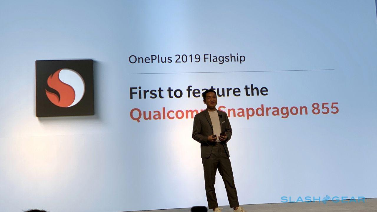 OnePlus first to get Snapdragon 855 as 2019 5G plans revealed