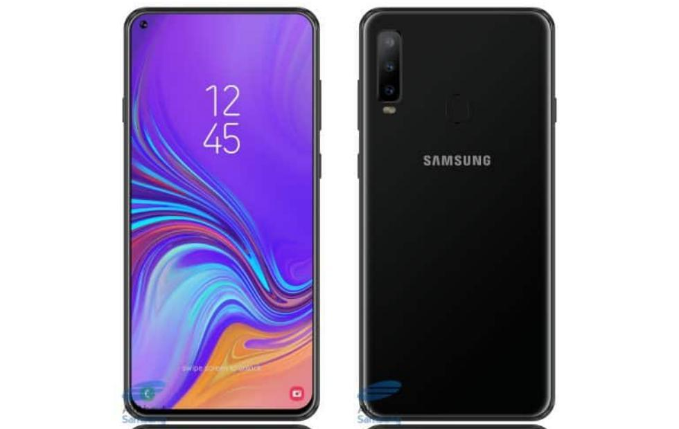 Galaxy A8s FCC filing confirms two features