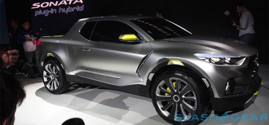 Hyundai's truck based on the Santa Cruz concept to launch ASAP