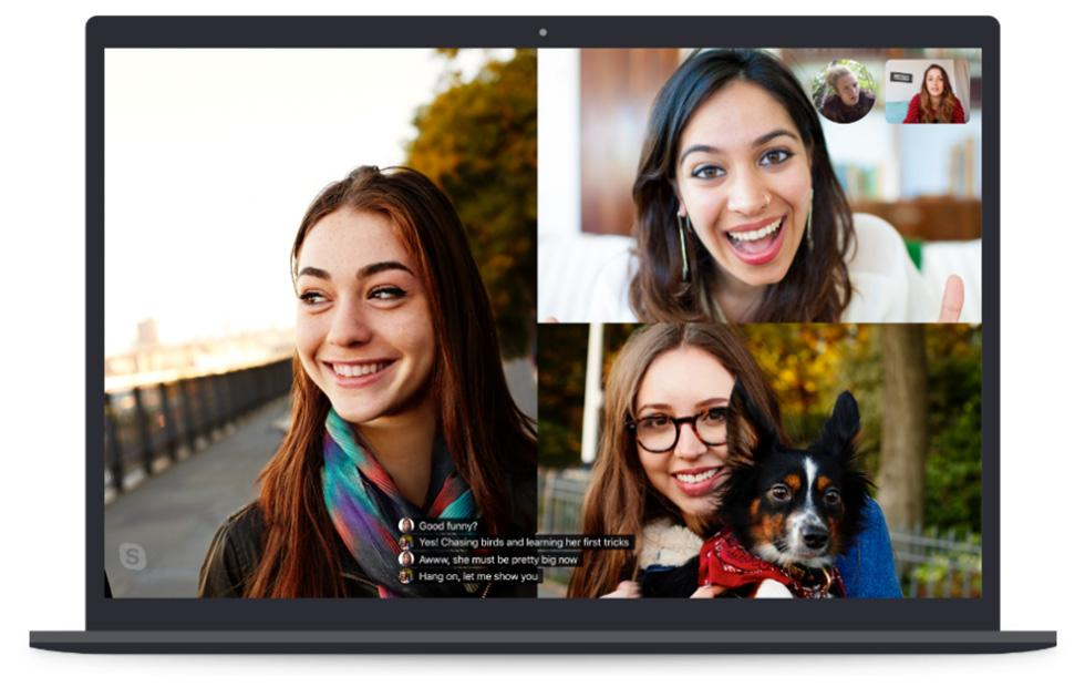 Skype 8 gets call captioning with live captions and subtitles