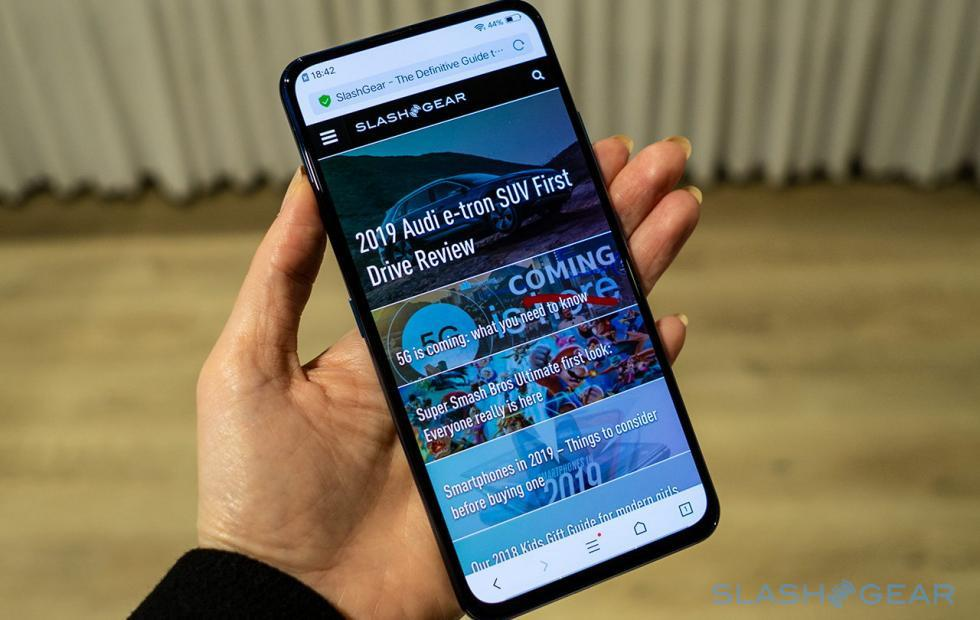 Vivo NEX Dual Display Edition takes bezel-less to the NEX level