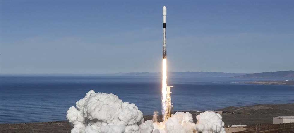 SpaceX SSO-A SmallSat Express mission successfully put 64 satellites in orbit