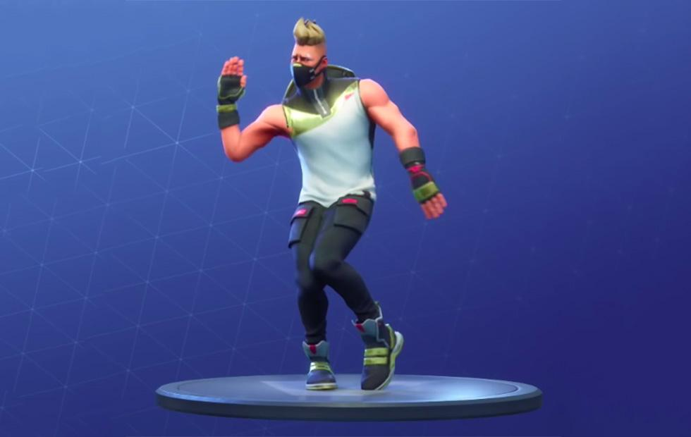 Epic Games sued by rapper 2 Milly over 'Swipe It' dance emote