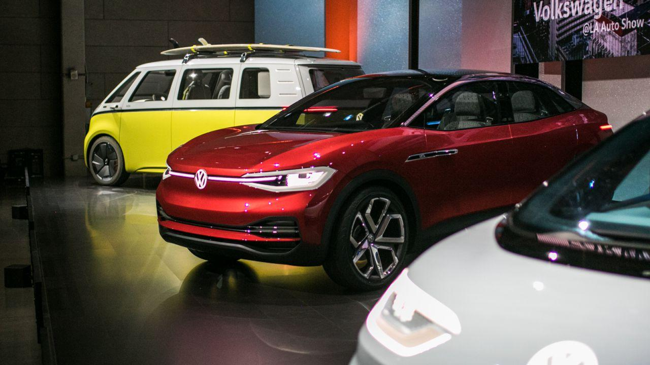VW just made a huge change to its EV strategy