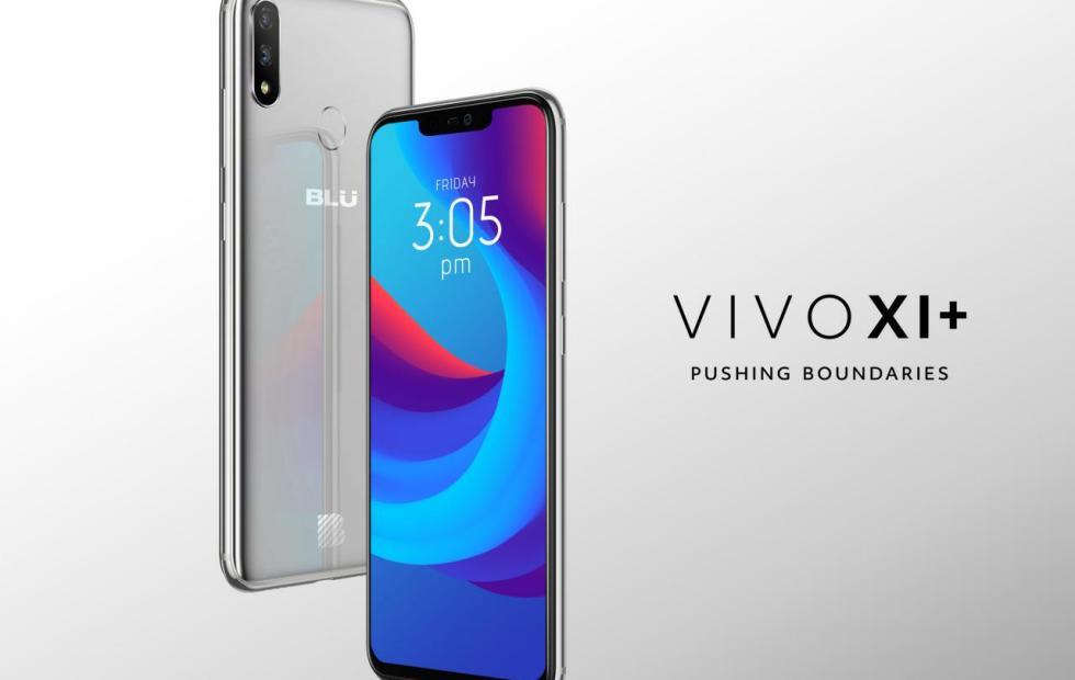 BLU VIVO XI+ gets its own Android 9 Pie beta program