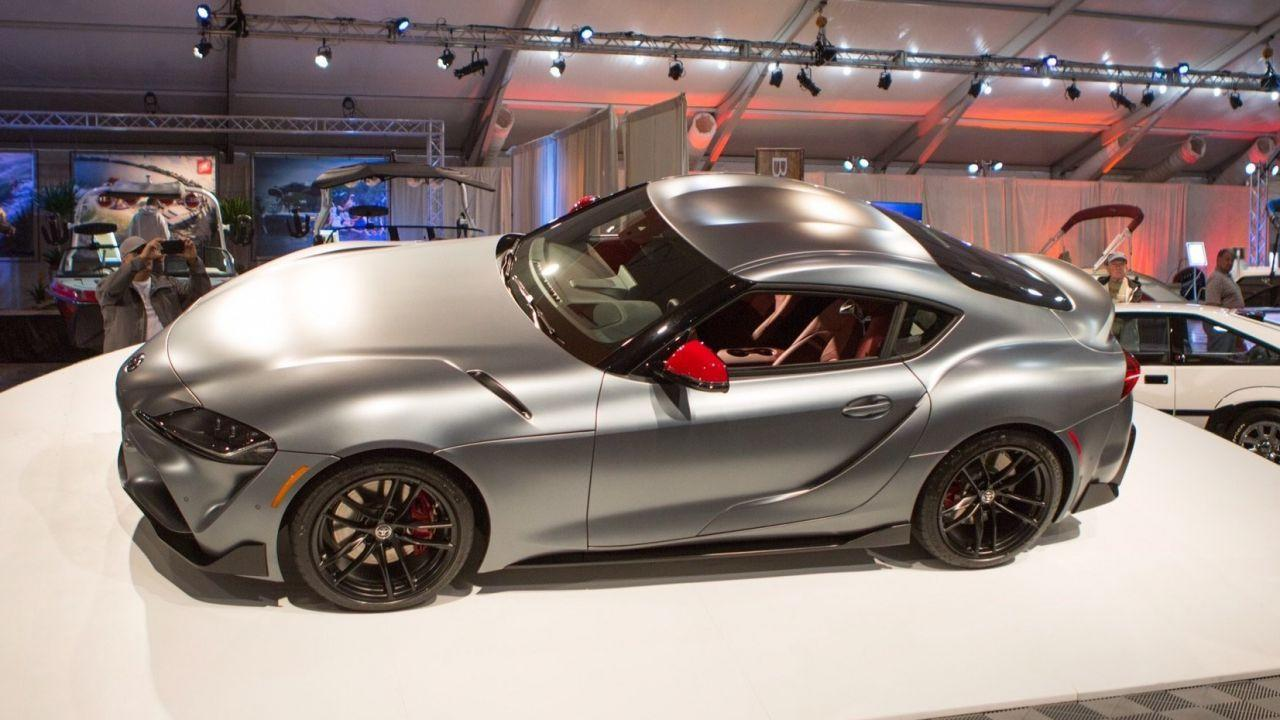 Toyota Supra 2020 Limited Edition