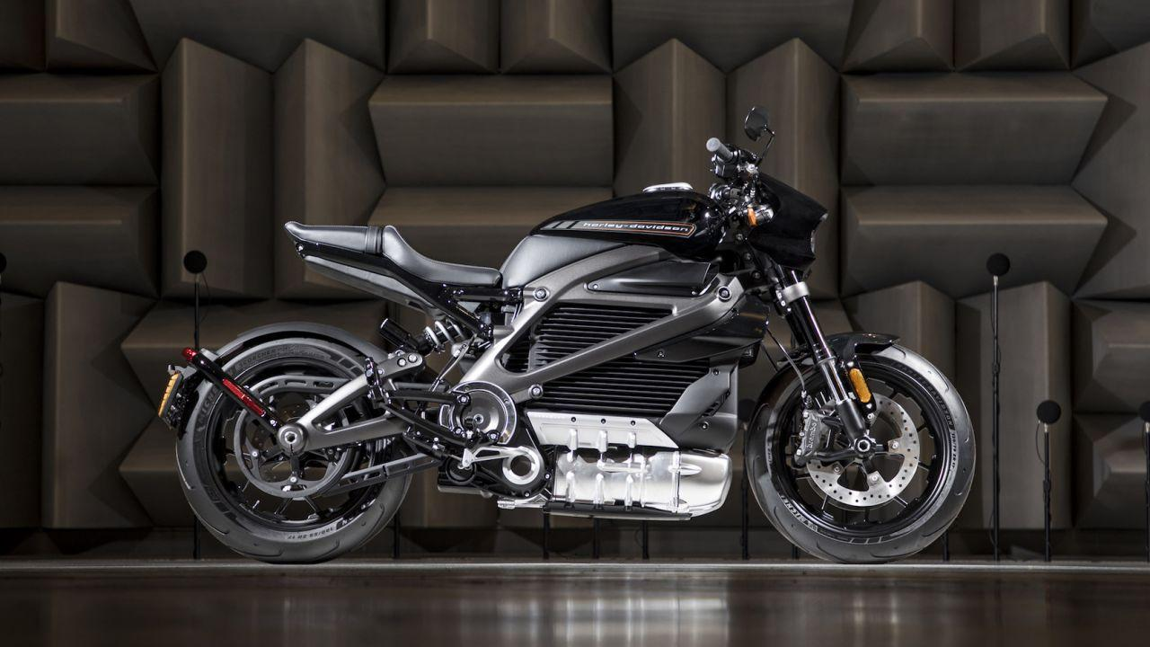The Harley-Davidson LiveWire electric motorcycle just got a price