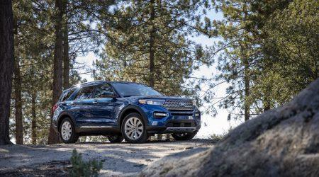 2020 Ford Explorer Gallery