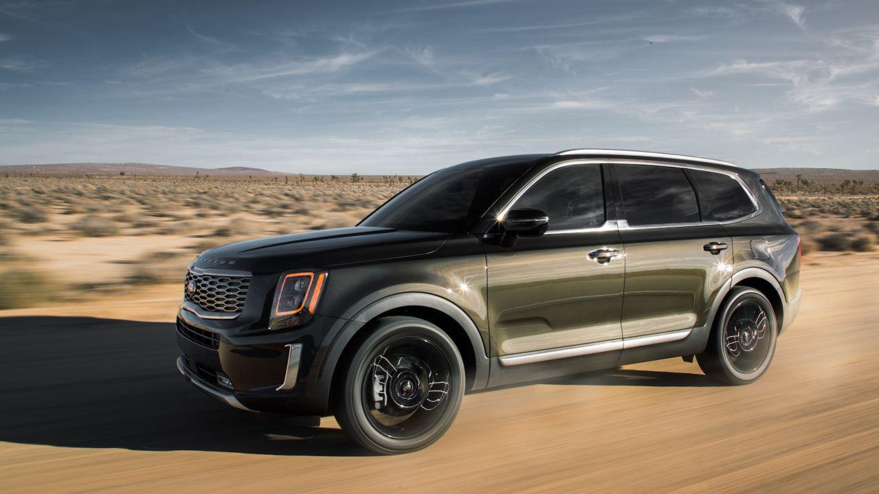 2020 Kia Telluride is a big bold 3-row SUV made for America