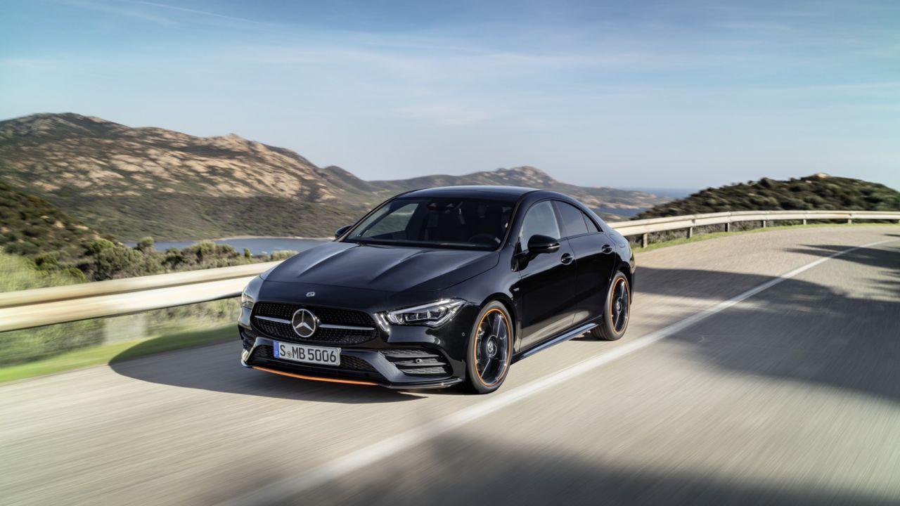 2020 Mercedes Benz Cla Gallery