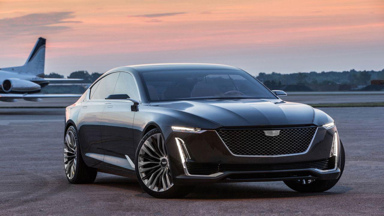 Cadillac will lead GM's all-electric reinvention