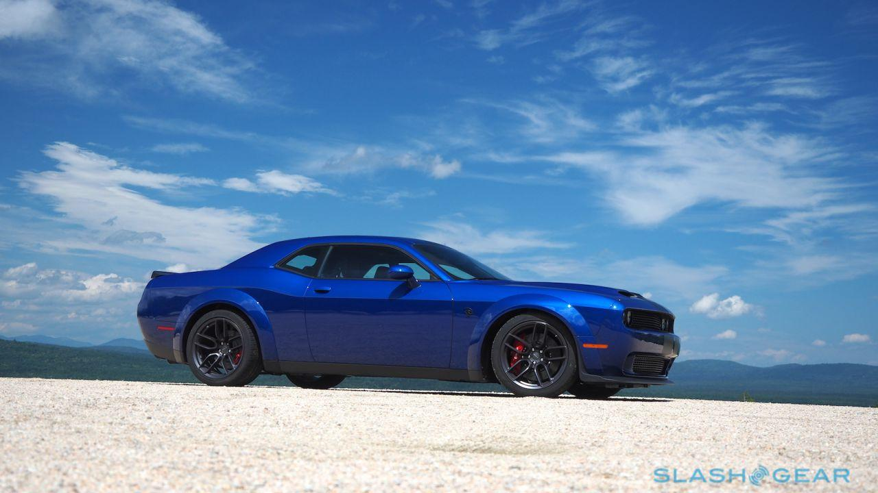 A Dodge Challenger Hellcat hybrid could reboot the muscle car