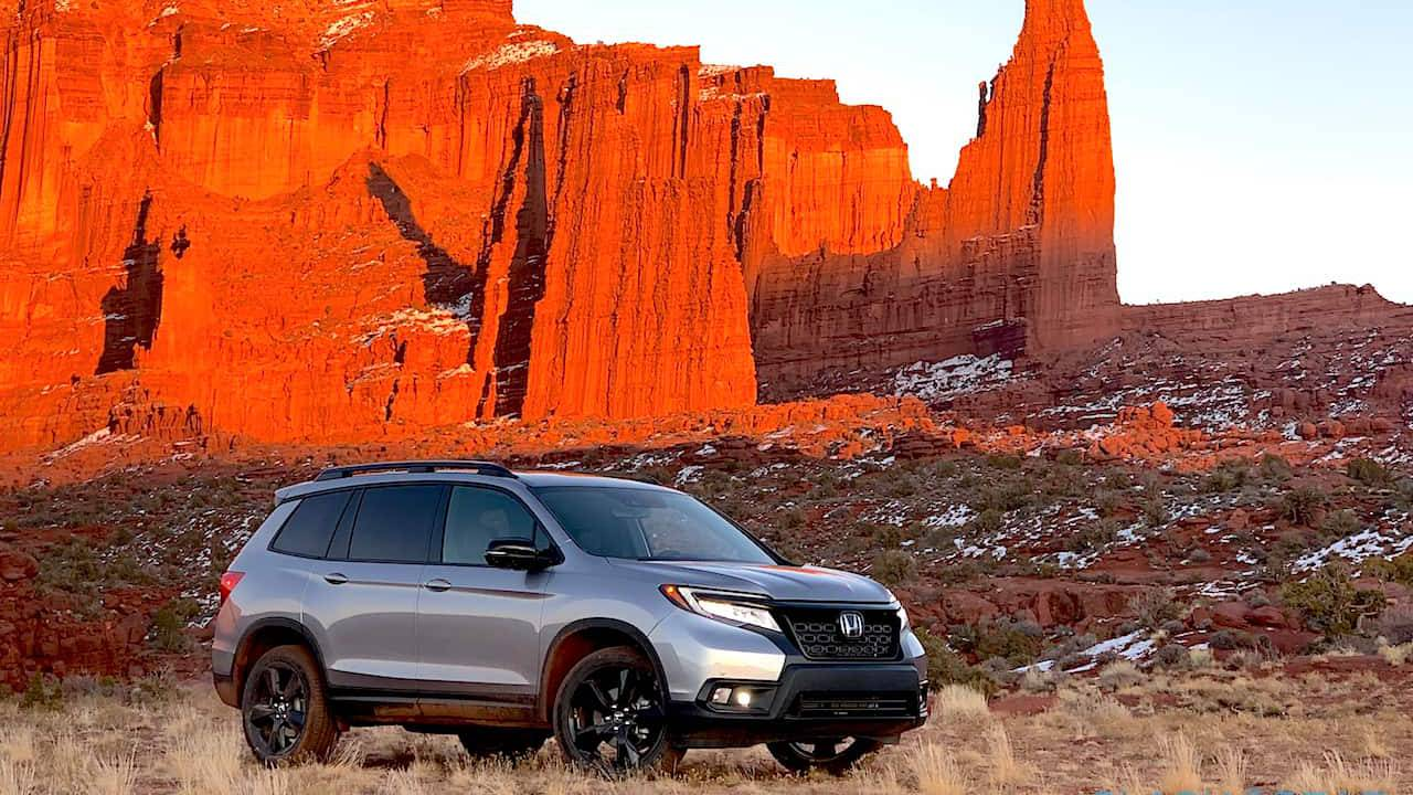 2019 Honda Passport First Drive: 5-seat SUV with off-road
