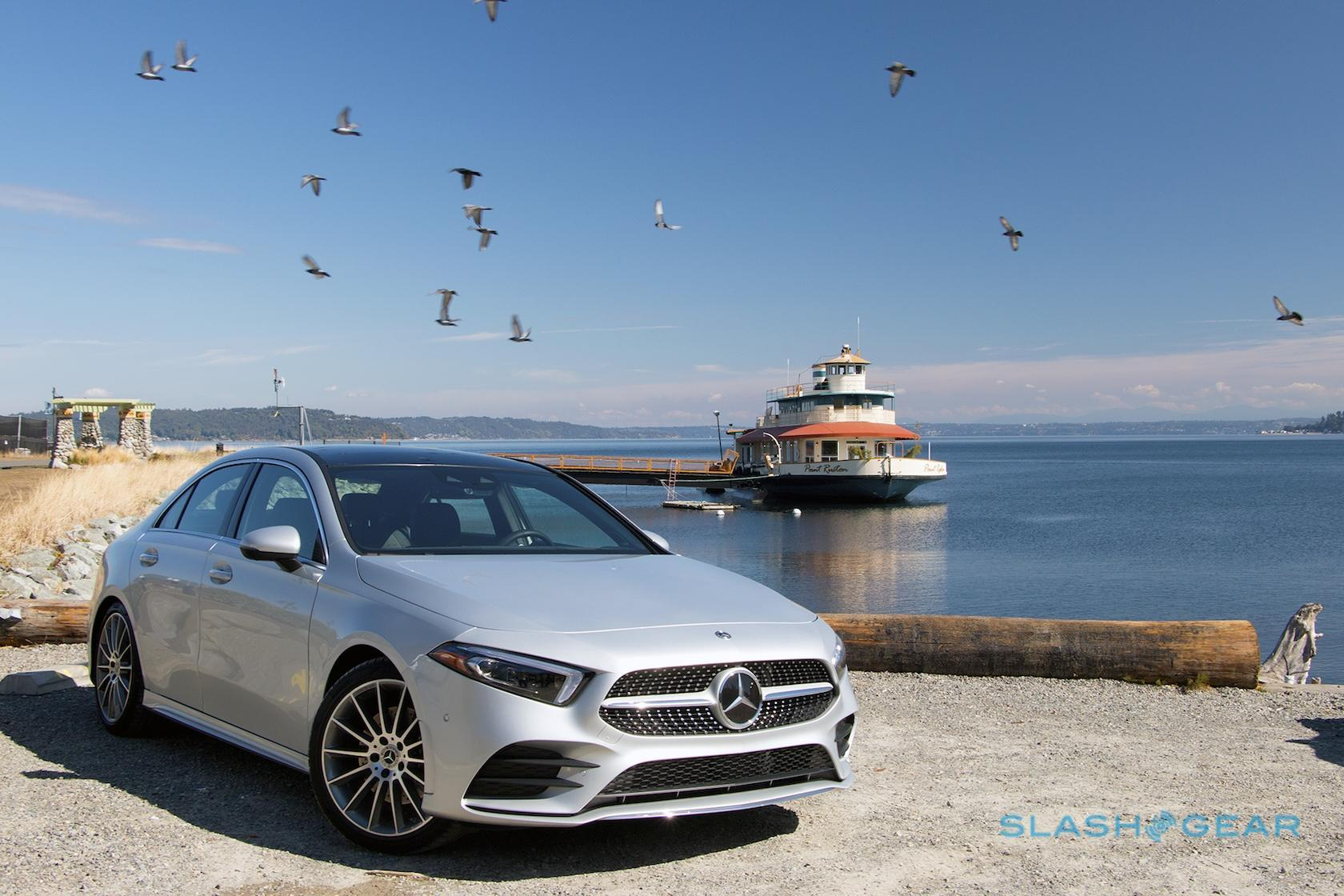 2019 Mercedes Benz A Class Sedan Priced For Us Release Slashgear