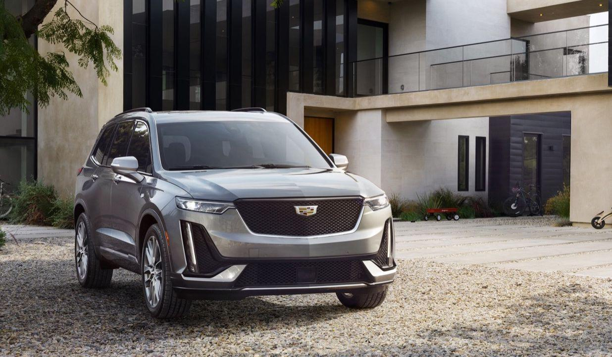 2020 Cadillac XT6 3-row SUV gives Escalade a smaller luxe sibling