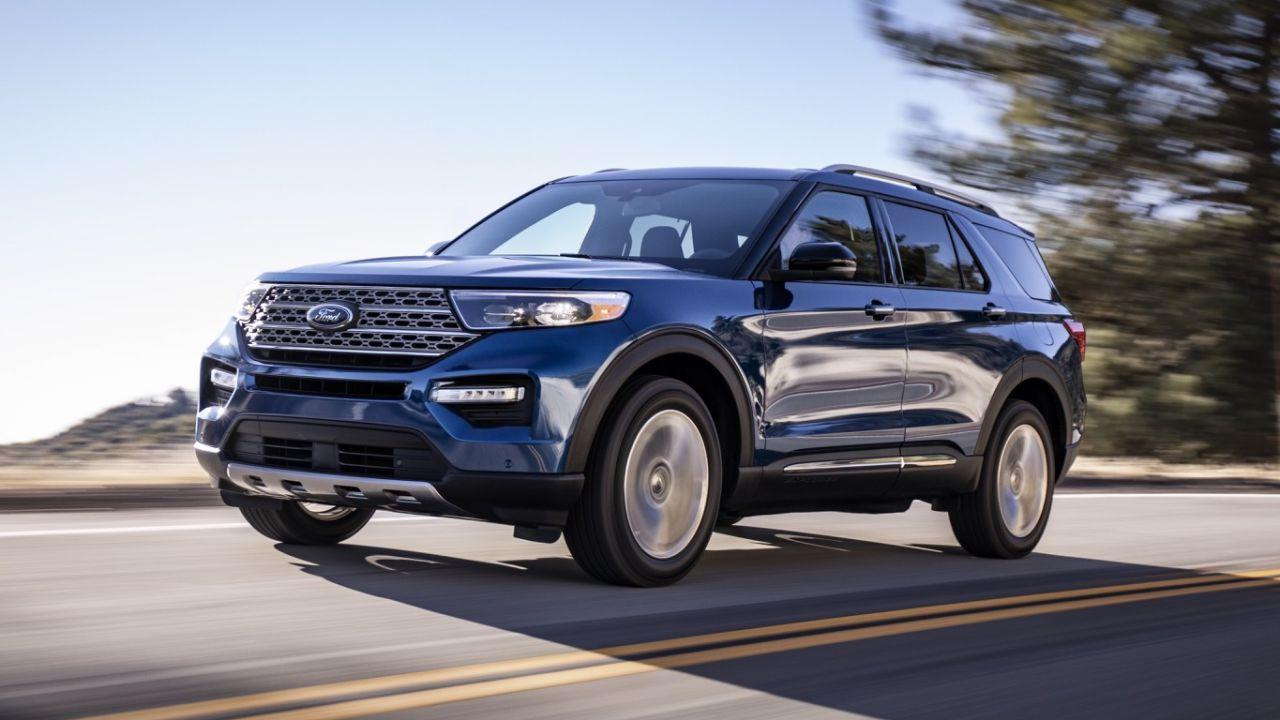 2020 Ford Explorer Adds More Power And Tech To Three Row Suv Slashgear