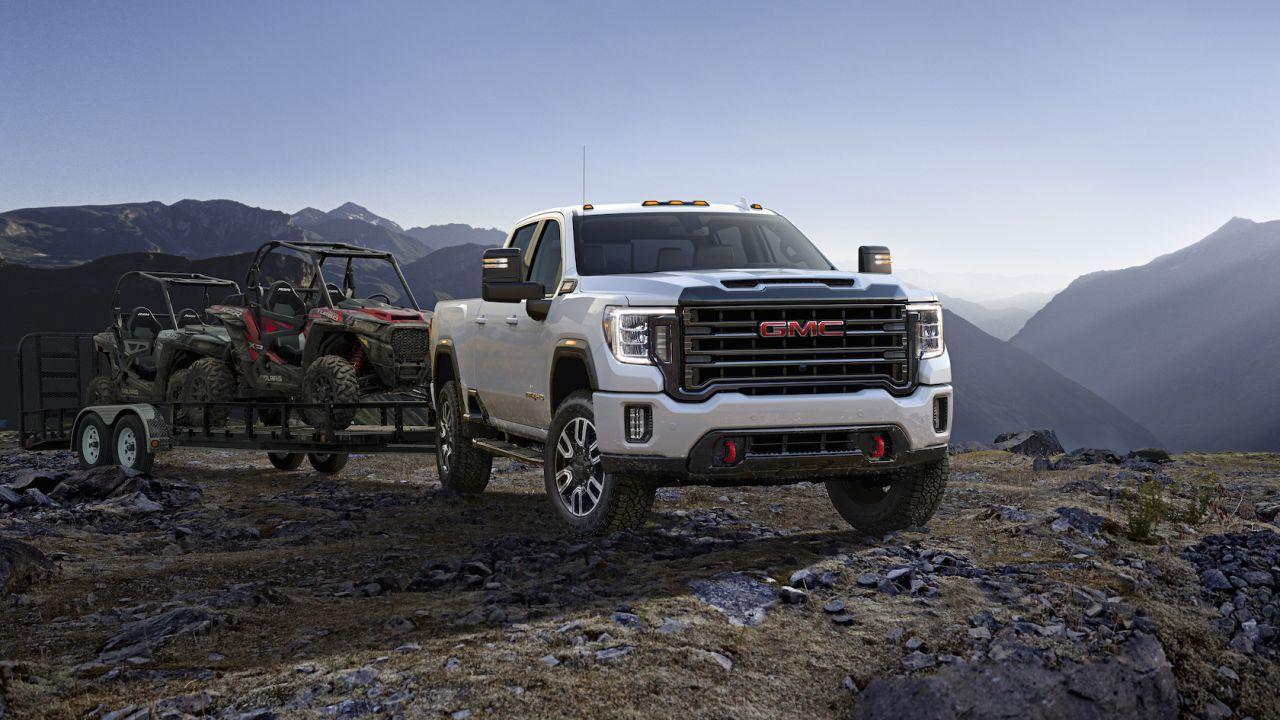 2020 GMC Sierra HD: Bigger and bolder in every way
