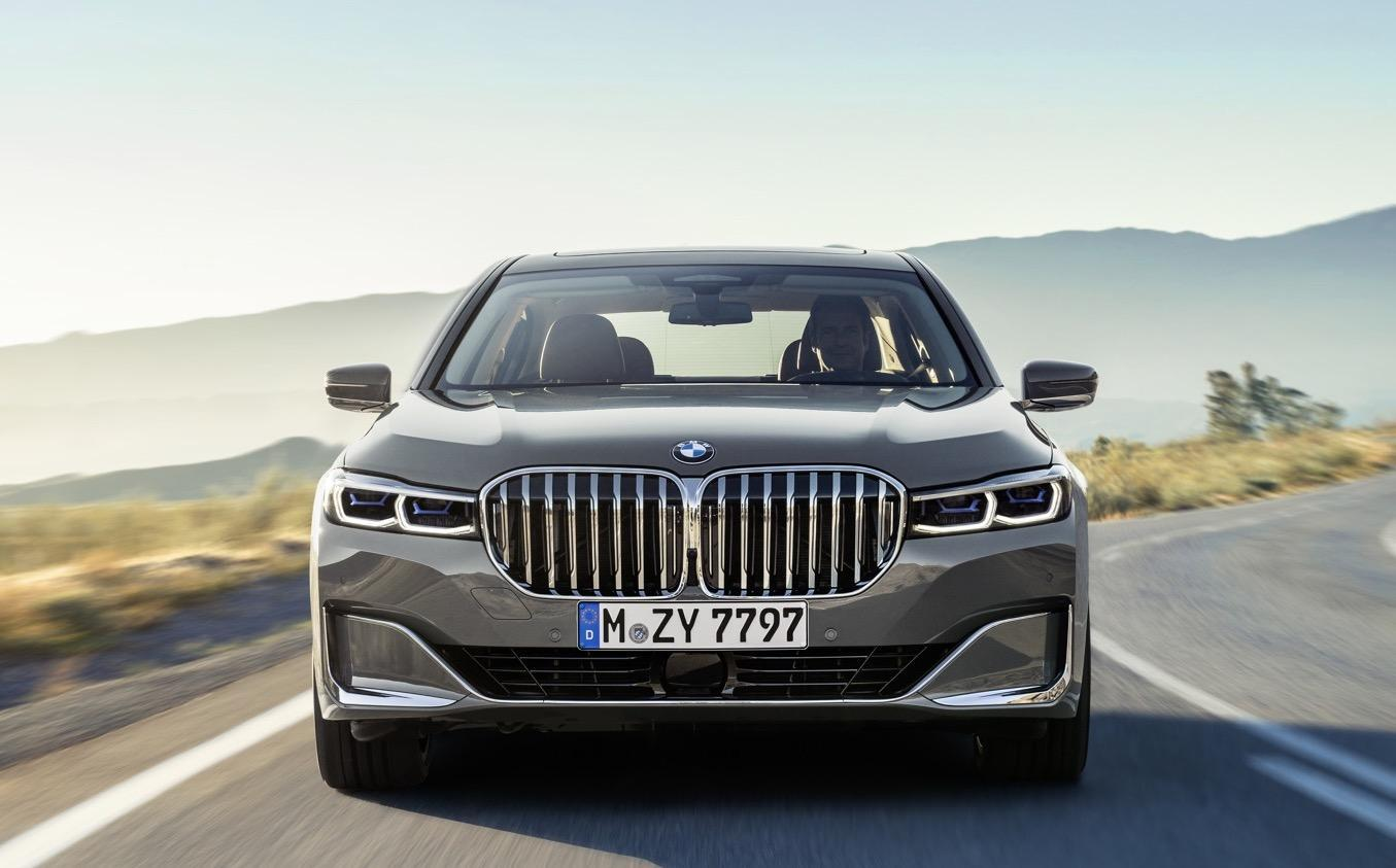 Four High Tech Upgrades In The 2020 Bmw 7 Series Slashgear