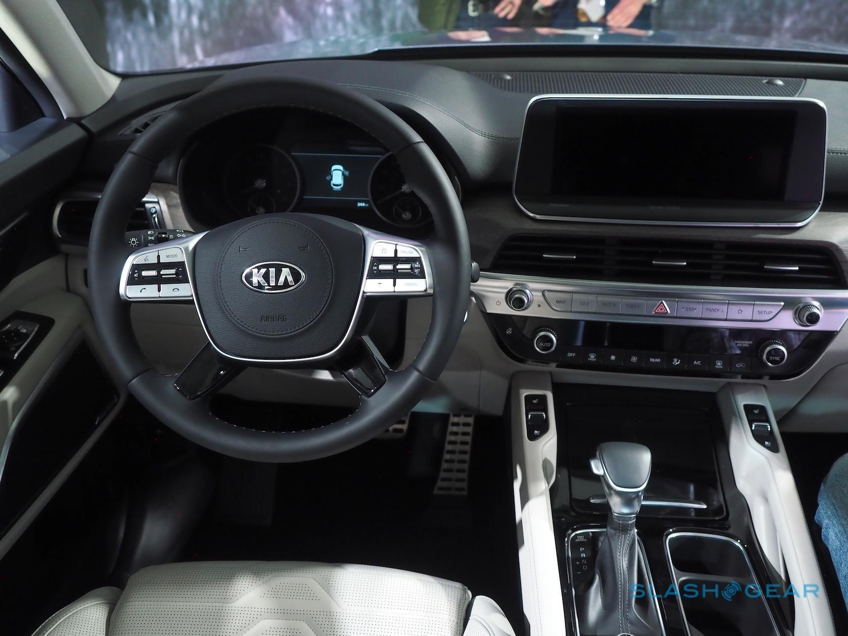 2020 Kia Telluride First Look Family Suv Meets Premium Flexibility
