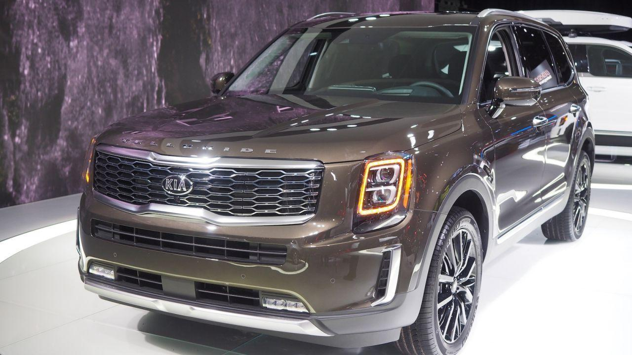 2020 Kia Telluride first look: Family SUV meets premium flexibility