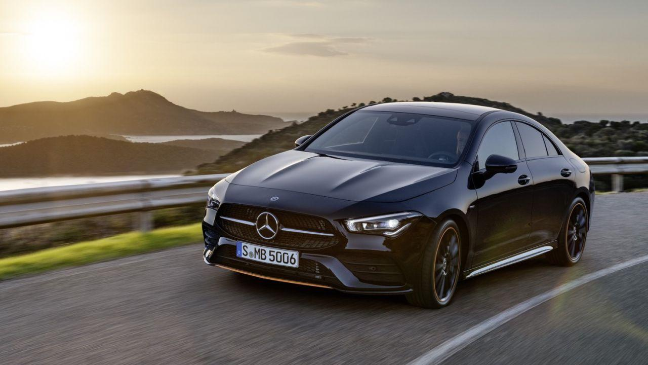 The 2020 Mercedes-Benz CLA Coupe is 4-door seduction