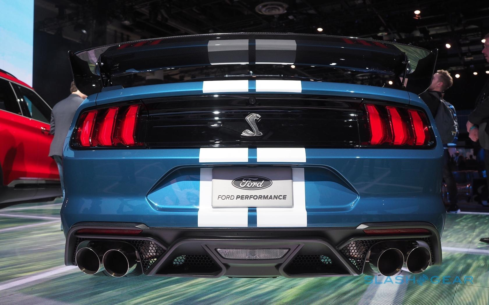 2020 mustang shelby gt500 first look  king cobra