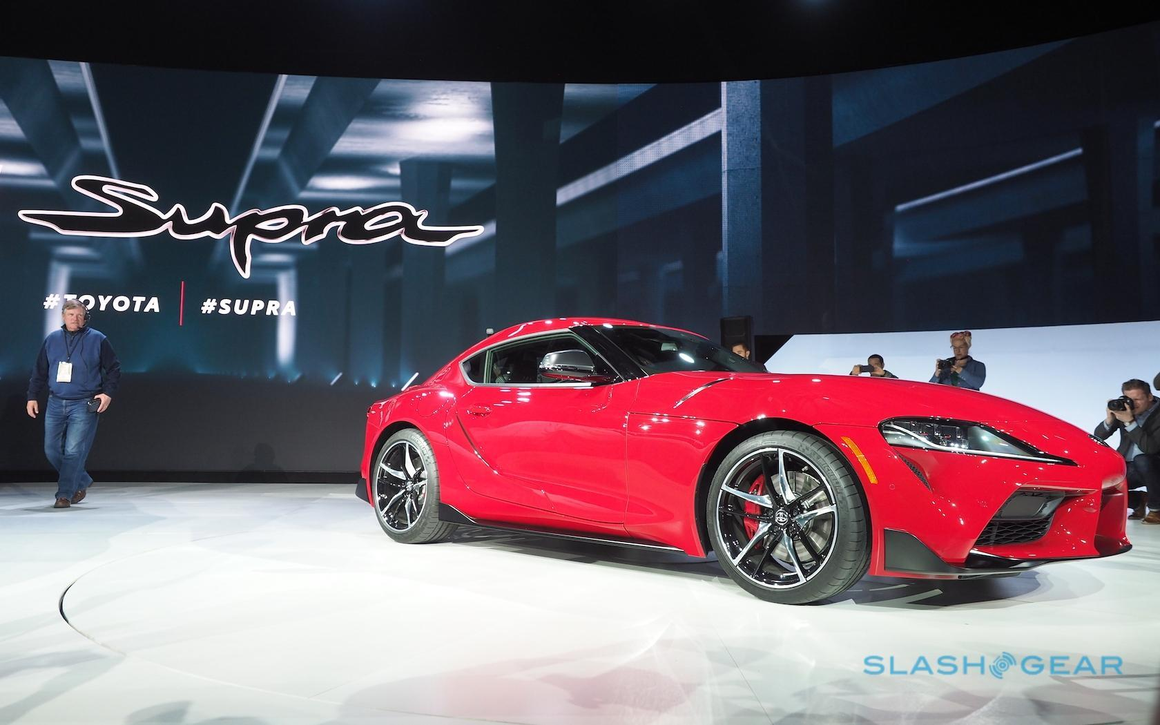 The Toyota Supra is back: 5 things you need to know - SlashGear