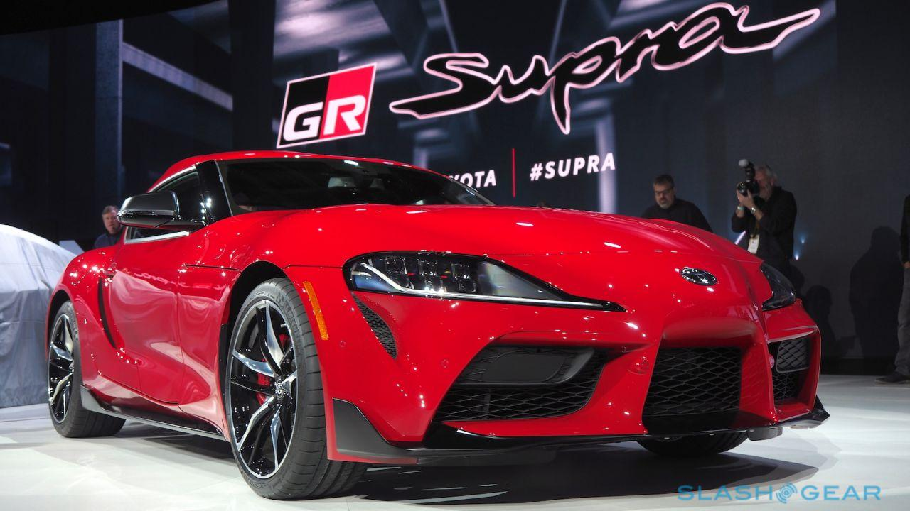 2020 Toyota Supra Official First Look At An Icon Reborn Slashgear