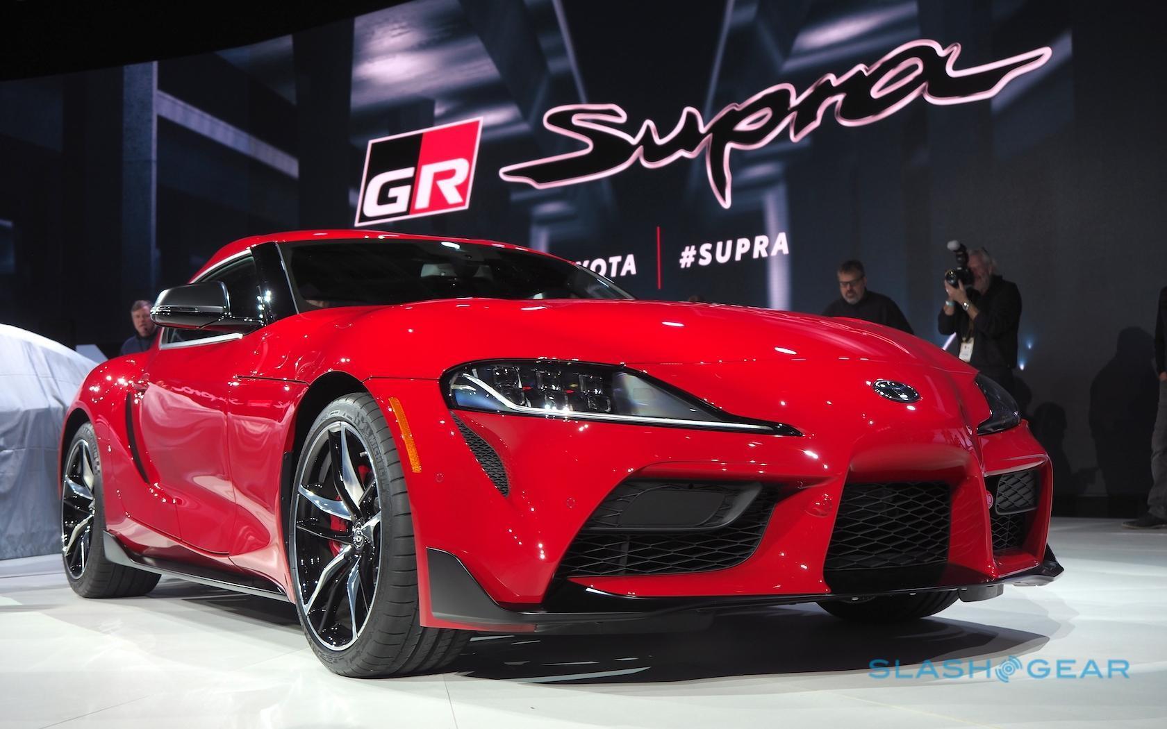 Toyota 0 60 >> Bmw Just Settled One Big Toyota Supra Question Slashgear
