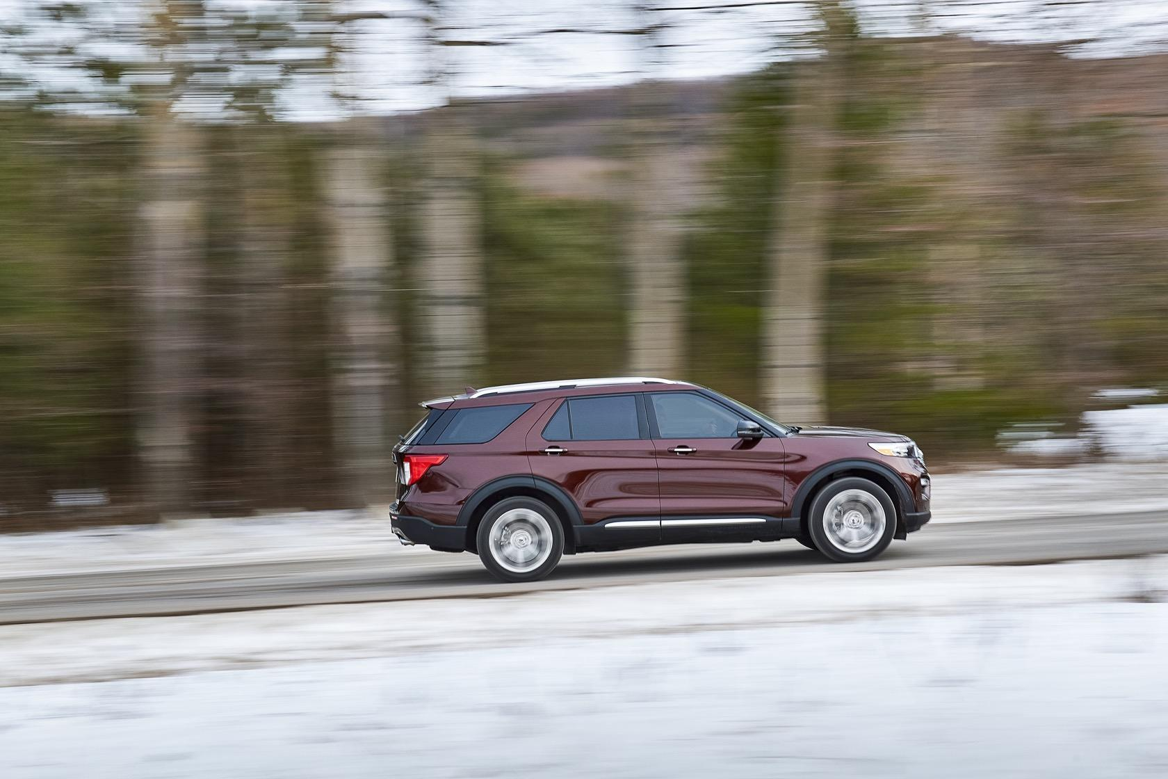 2020 Ford Explorer Gallery - SlashGear