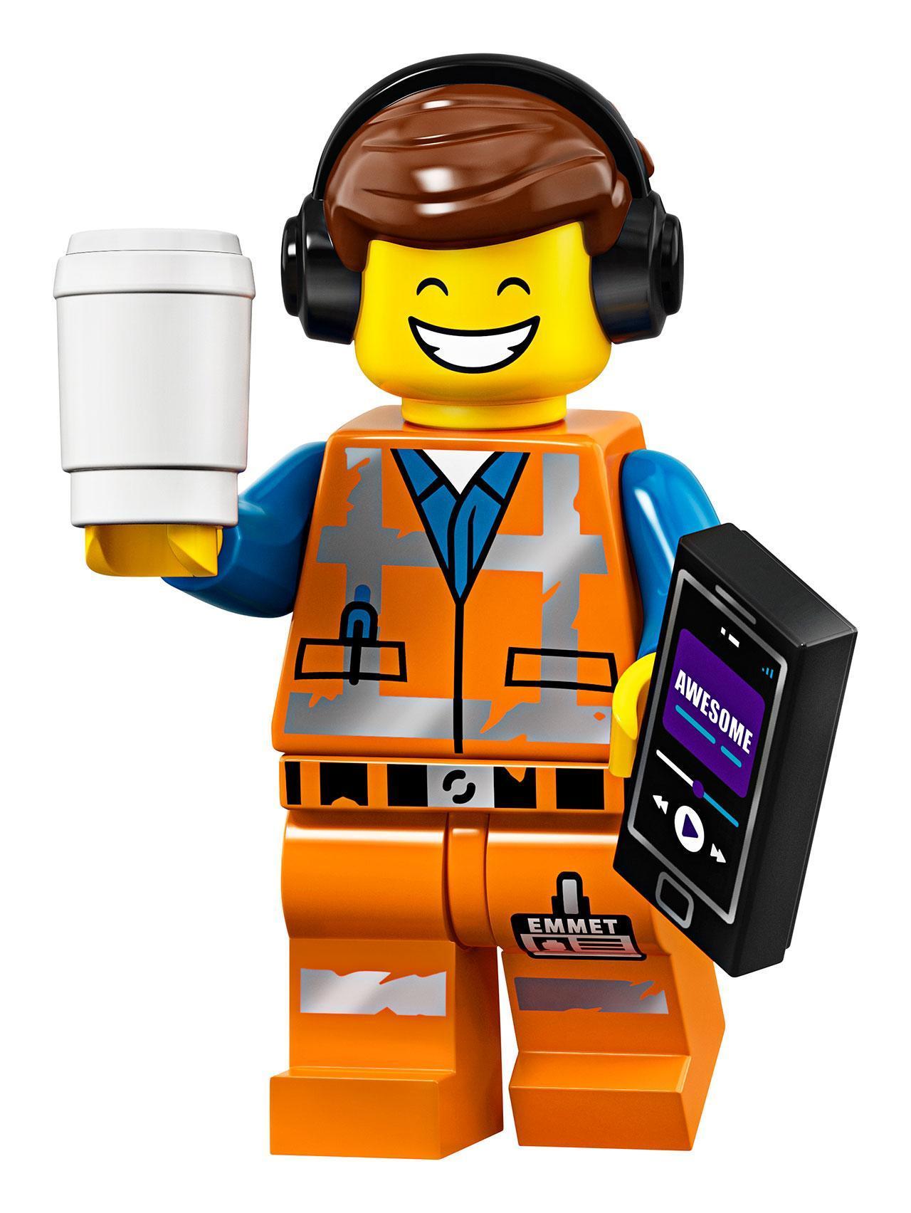 LEGO Movie 2 Minifigure packs revealed - SlashGear