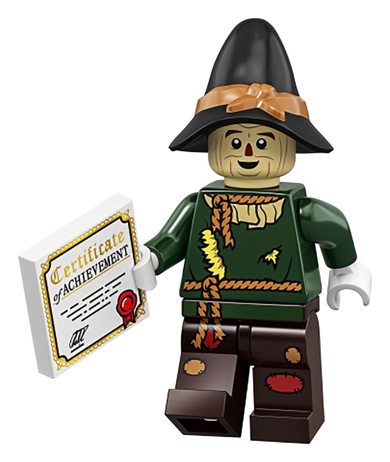 Lego Movie 2 Minifigure Packs Revealed Slashgear
