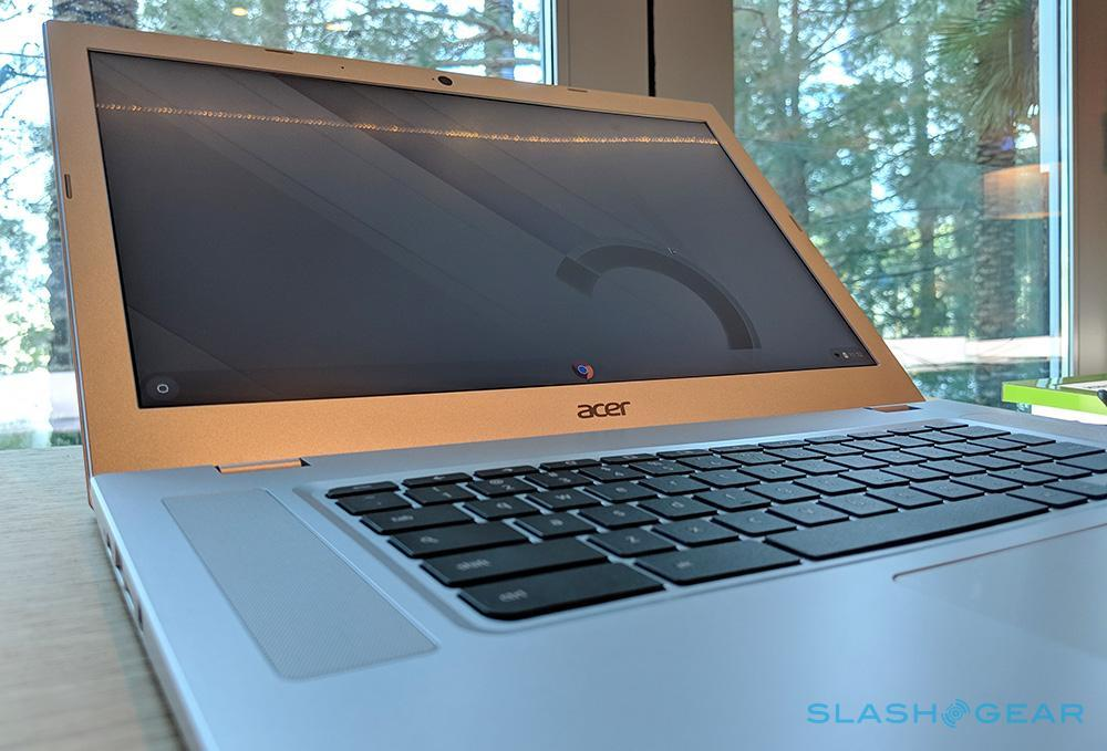 Acer Chromebook 315 hands-on: AMD and USB-C on a budget - SlashGear