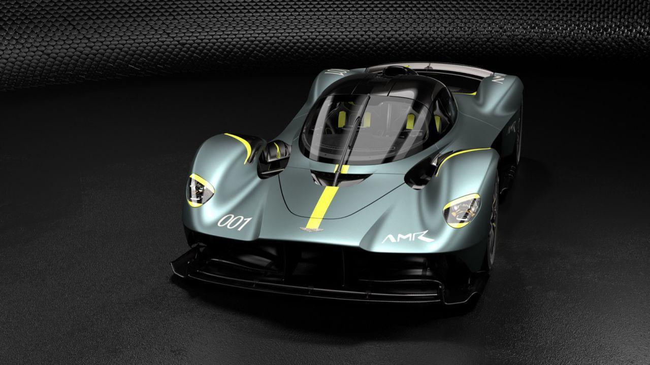 Aston Martin Valkyrie Gallery