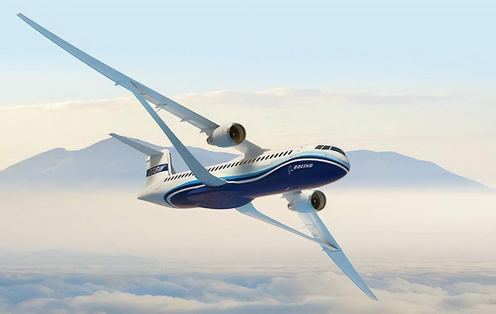 Boeing's updated transonic wing concept offers 'unprecedented' efficiency