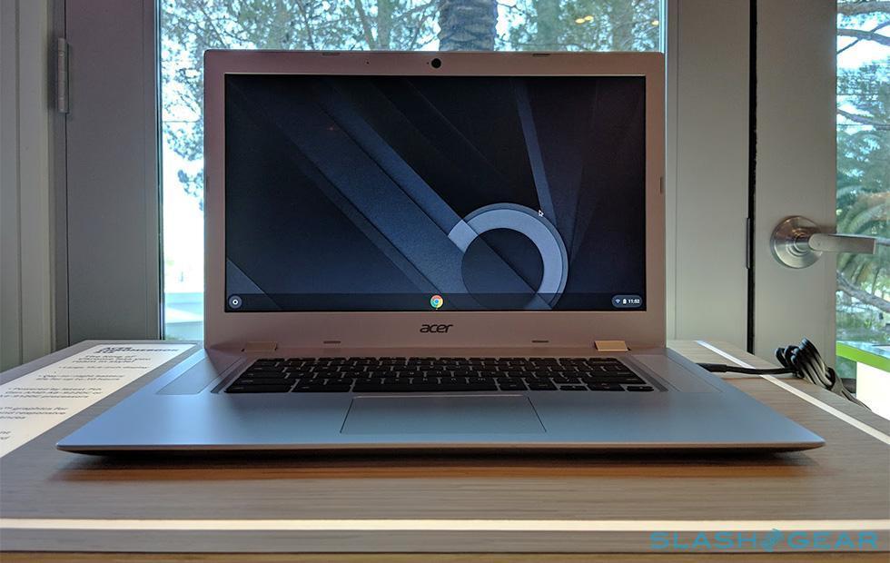 Acer Chromebook 315 Hands On Amd And Usb C On A Budget Slashgear