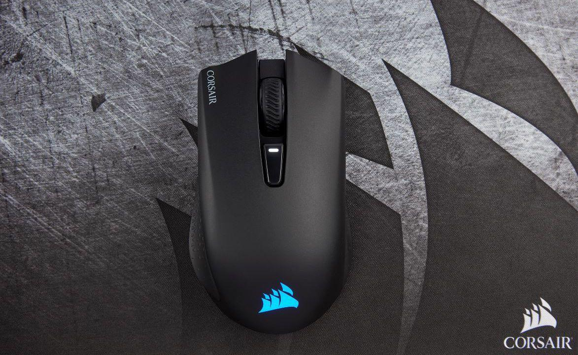 Corsair reveals Slipstream wireless tech and 3 new gaming mice