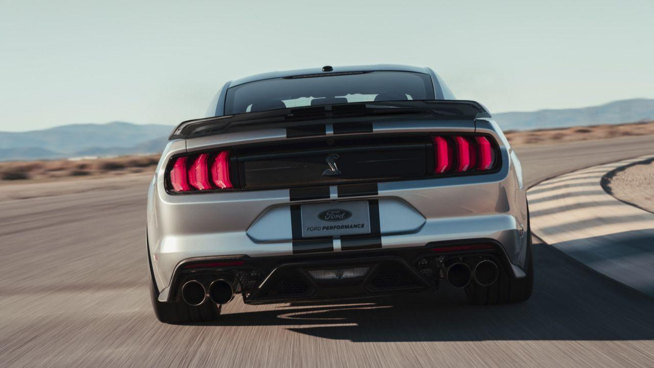 2020 Mustang Shelby GT500 Gallery