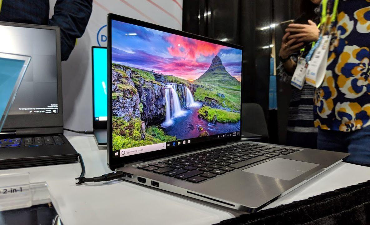 Dell Latitude 7400 hands-on: Big battery in a slim package