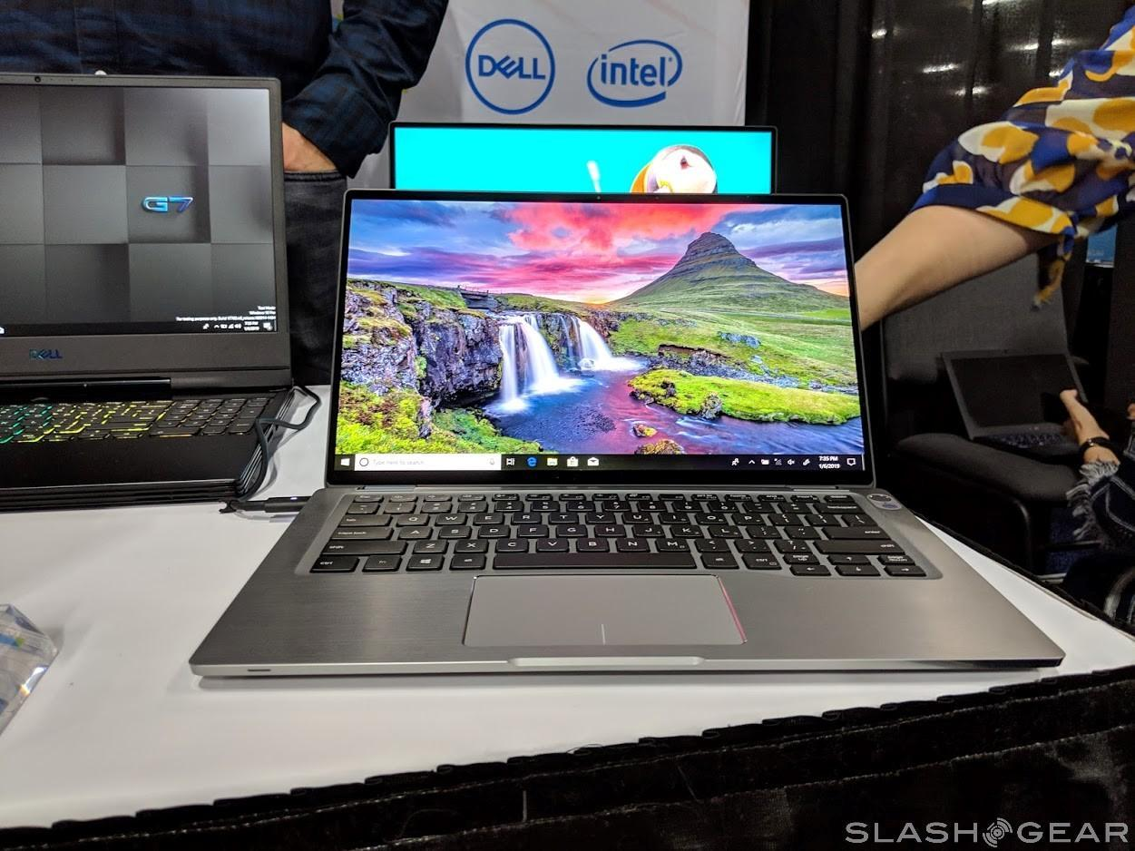 Dell Latitude 7400 hands-on: Big battery in a slim package - SlashGear