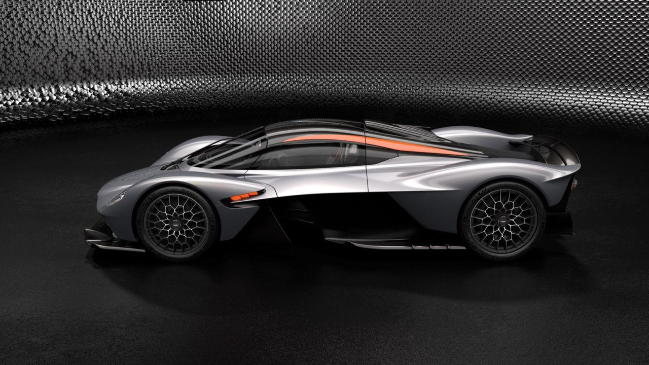 The Aston Martin Valkyrie Just Got Even Faster And More Lavish