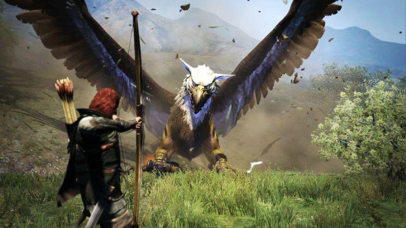 Dragon's Dogma: Dark Arisen is coming to Nintendo Switch
