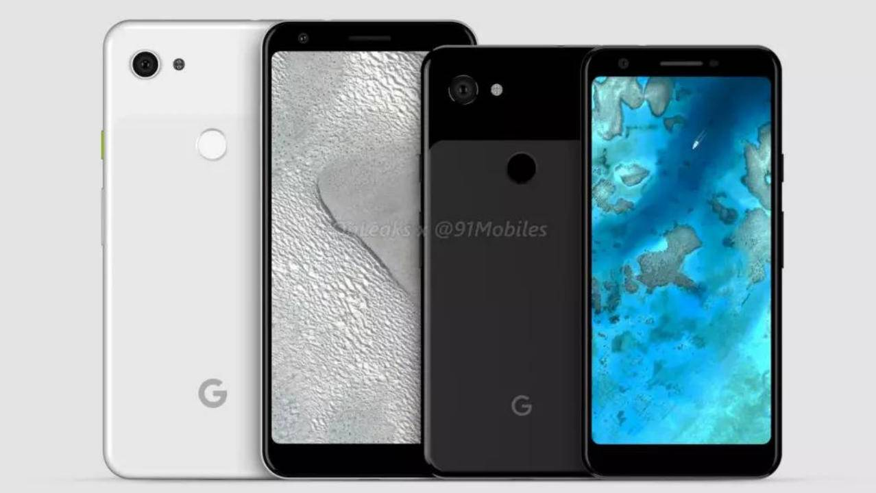 Pixel 3 Lite XL shows up as Pixel 3a XL in benchmark