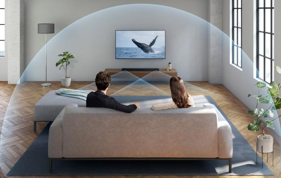 Sony soundbars, 4K Blu-ray player aim for a more immersive experience