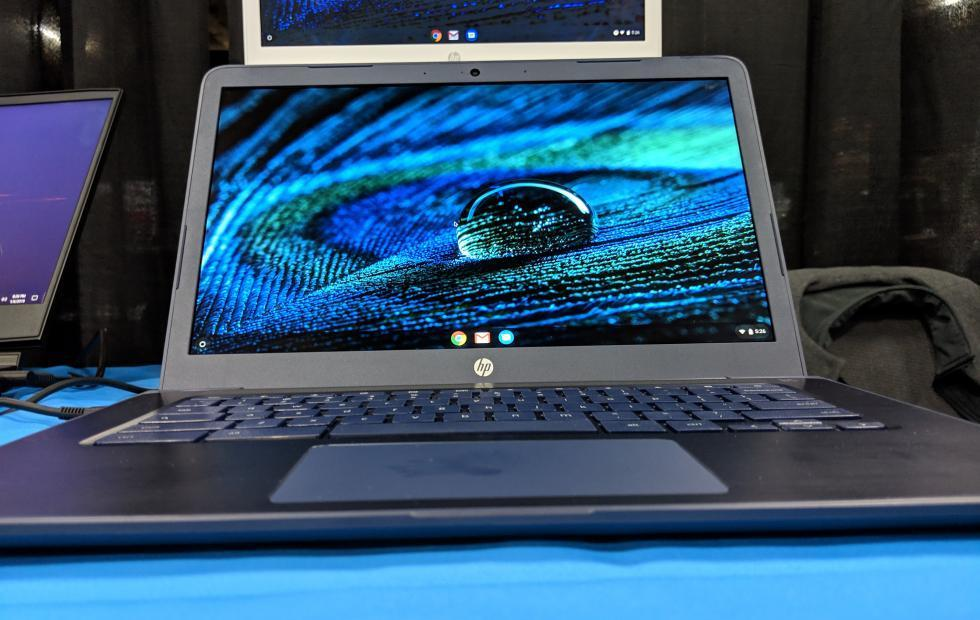HP Chromebook 14 steals Acer's AMD thunder, Chromebook x360 14 G1 coming