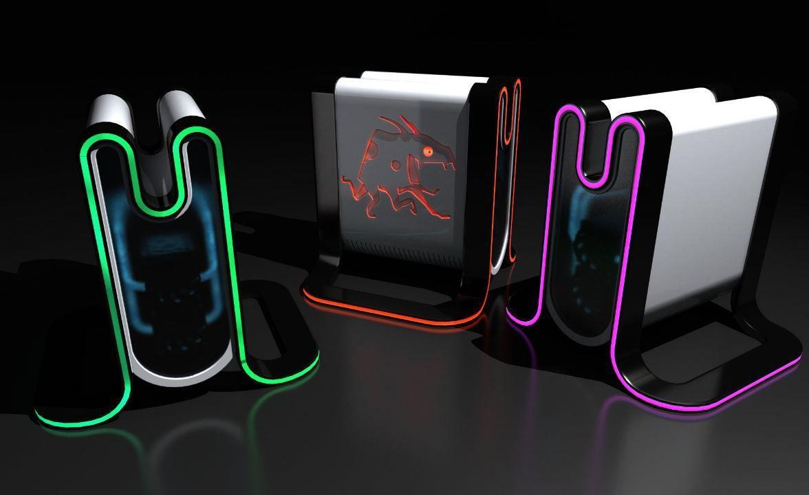 Here's your first look at the Mad Box console