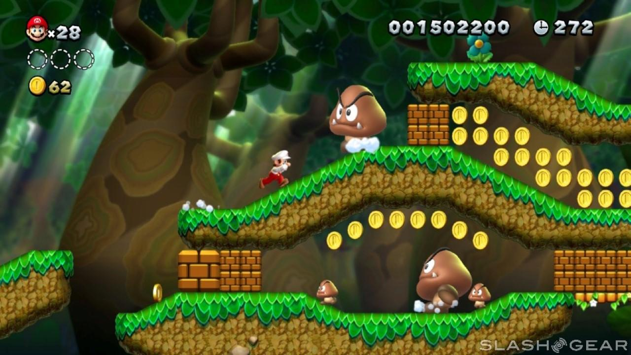 New Super Mario Bros U Deluxe Review The Toad Princess Cometh